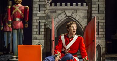 25 de agosto. Hamlet, del National Theatre Live, en Teatro del Estado de Xalapa