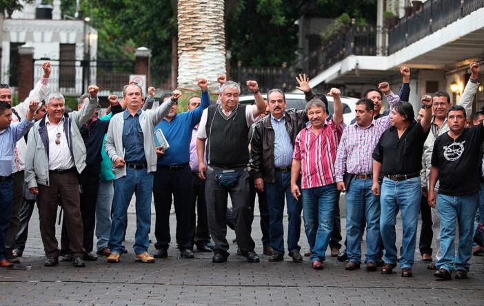 Levantaremos paro hasta abrogar la reforma educativa: CNTE