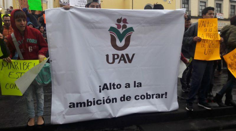 La rectora Maribel Sánchez Lara desmantela la UPAV
